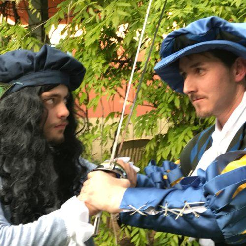 Probe - Cyrano de Bergerac